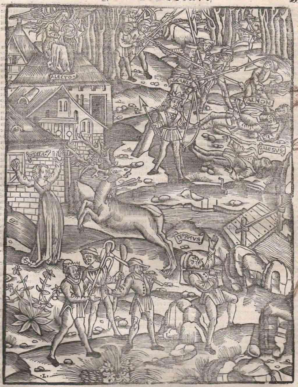 L'énéide vue en 1522. _57_111
