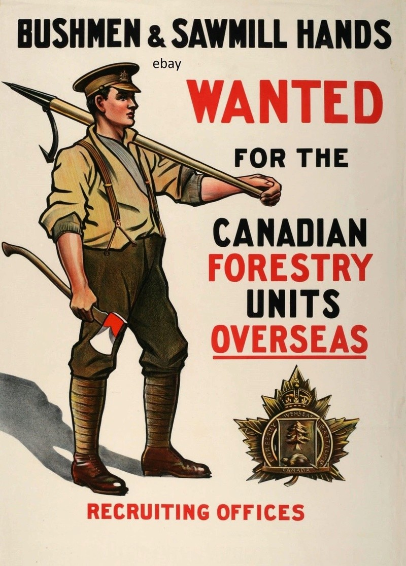 Corps forestier canadien Canadi10