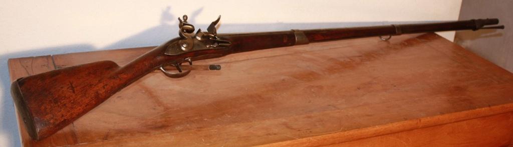 Fusil 1728. Crevet10