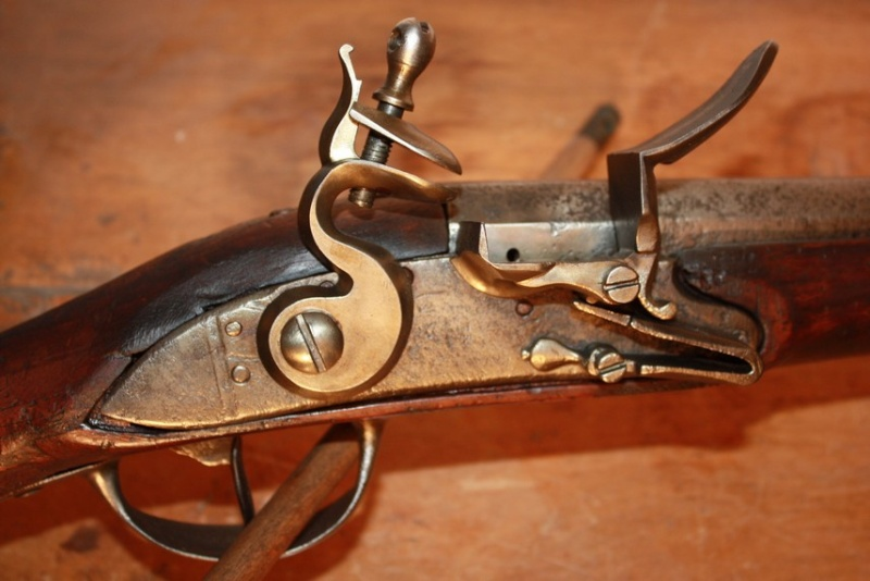 Fusil 1728. Crevet11