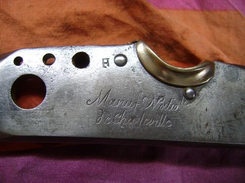 Marques d'ouvrier sur fusil 1777. Dsc01953