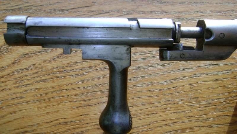 Chassepot transformé Gras par un armurier civil. Dsc08324