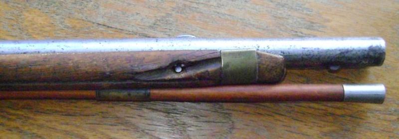 Mousqueton de garde du corps du Roi Louis XV. Dsc08334