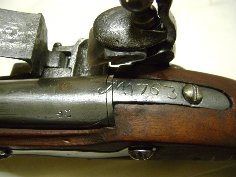 Fusil 1766, ou 1763 léger. Dsc08348