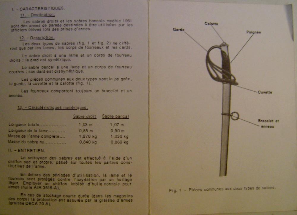 Les sabres modèles 1961. Dsc08544