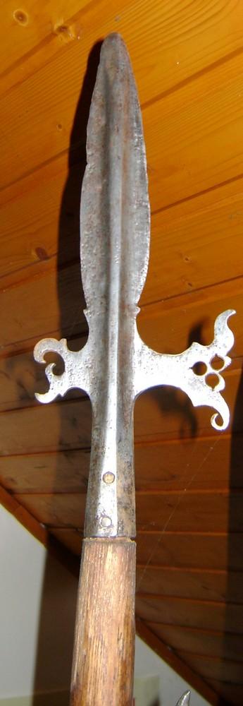 Les armes d'hast des sergents d'infanterie. 1660-1758 Dsc08817