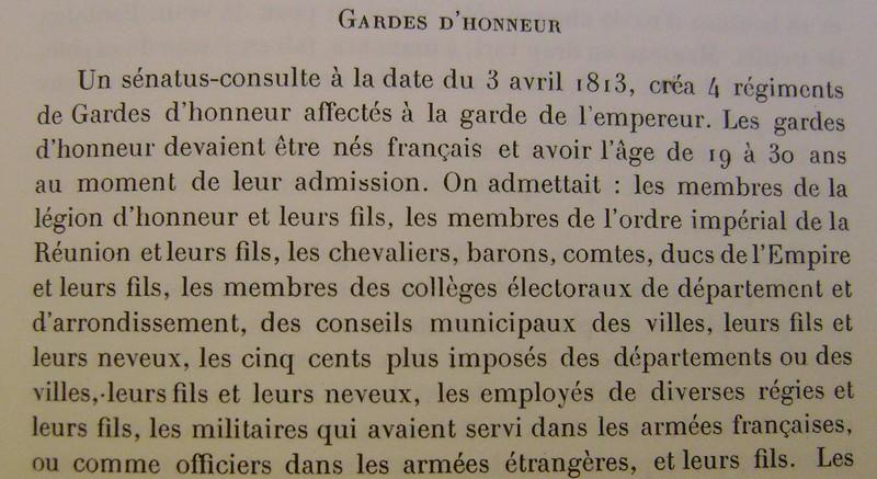 Recherche doc sur les gardes d'honneurs 1813-1814 Dsc09038