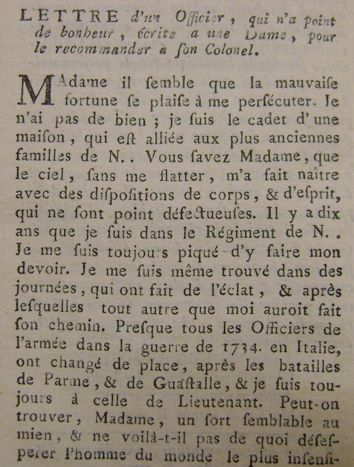 La petite histoire des grades dans l'armée durant l'Ancien Régime. Dsc09172
