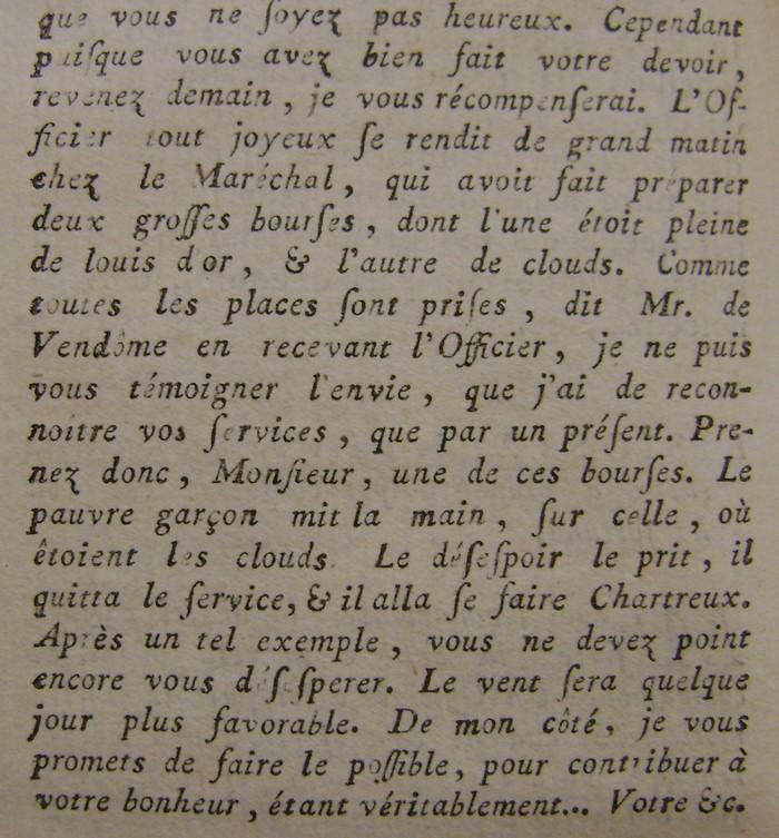 La petite histoire des grades dans l'armée durant l'Ancien Régime. Dsc09175