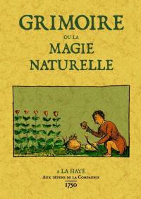 Grimoire ou la magie naturelle 1750. Imagen10