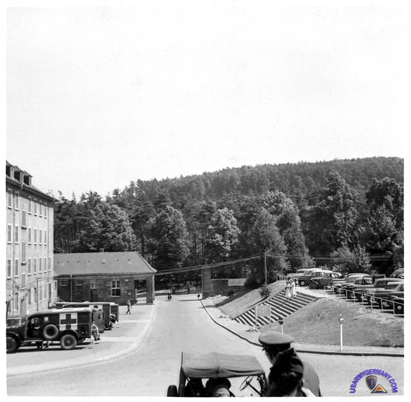 Ambulances Dodge WC54 en Allemagne dans les années 50. Landst10