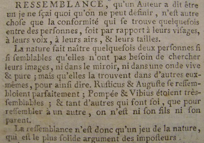 L'affaire de Martin Guerre vue au XVIII° siècle. Ressem10