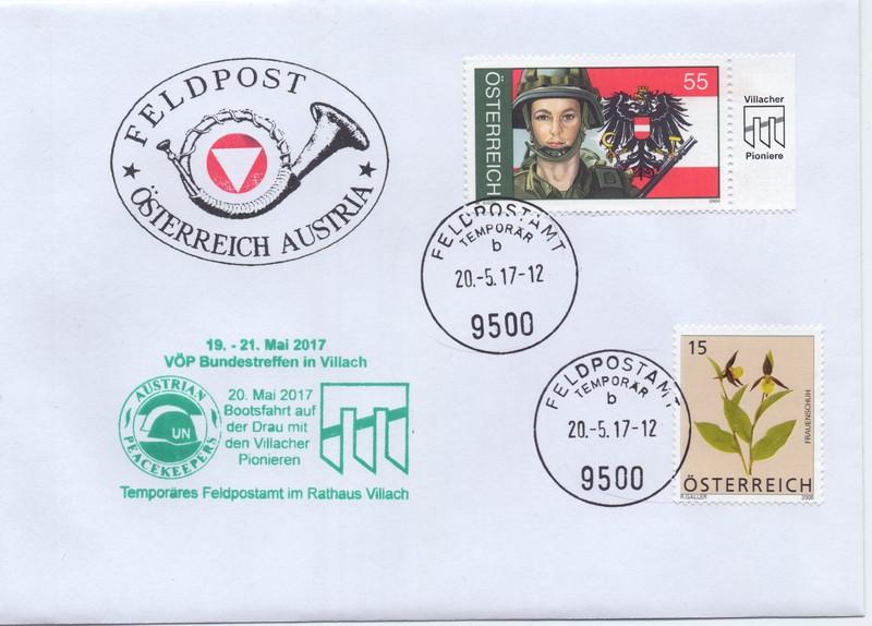 Feldpostamt in Villach Bbf80010