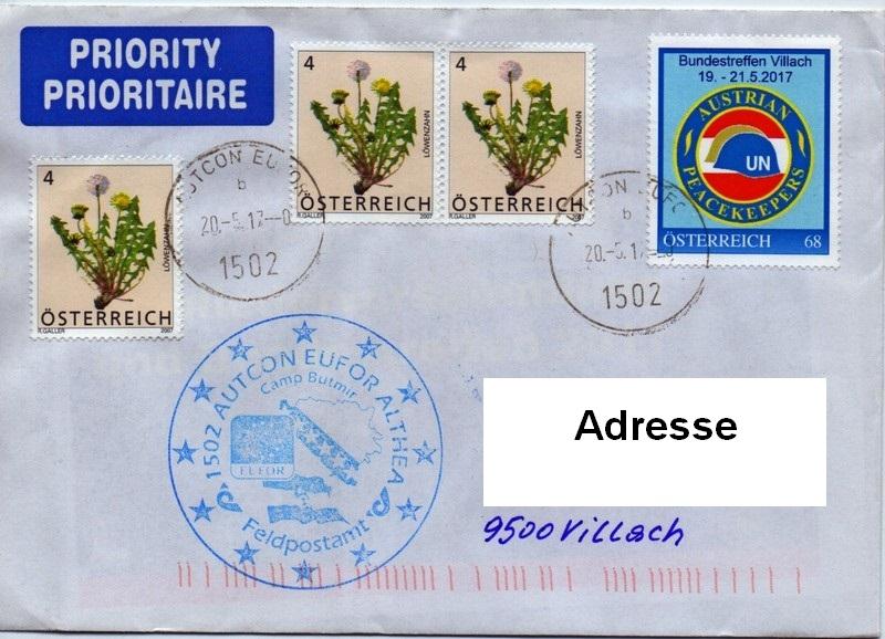 Feldpostamt in Villach Et_von10