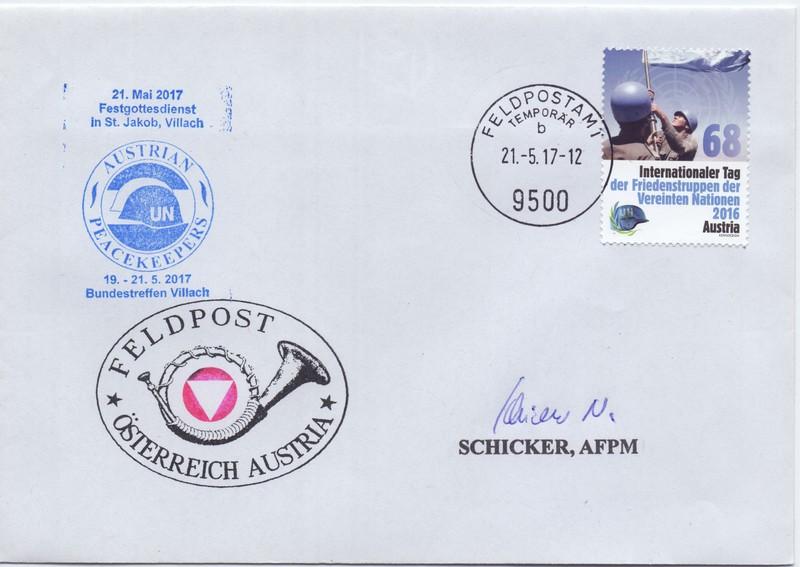 Feldpostamt in Villach Fpmb8010