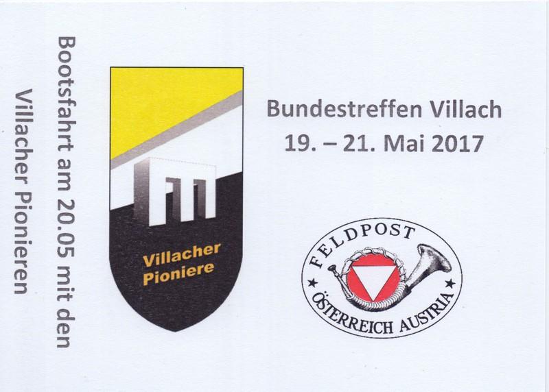 Feldpostamt in Villach Kbf80010
