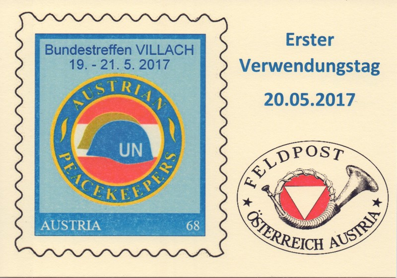 Feldpostamt in Villach Kev80010