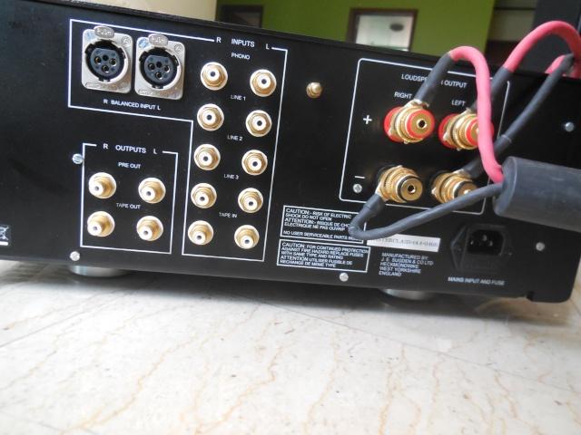 Sugden Masterclass IA-4 int amp (used) Sugden11