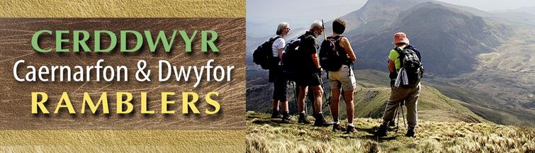 Free forum : Caernarfon and Dwyfor Ramblers Header10