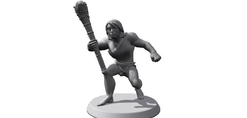 Figurines préhistoriques Herofo10