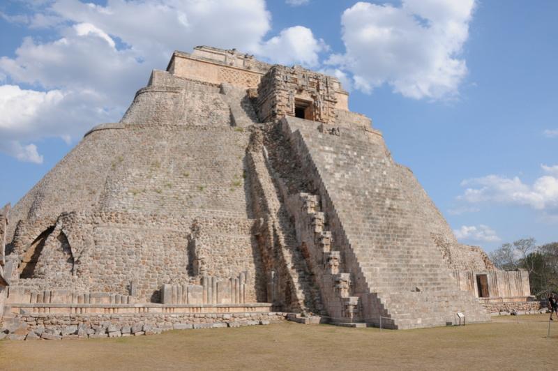 Les sites archéologiques de la péninsule du Yucatan Dsc_9311