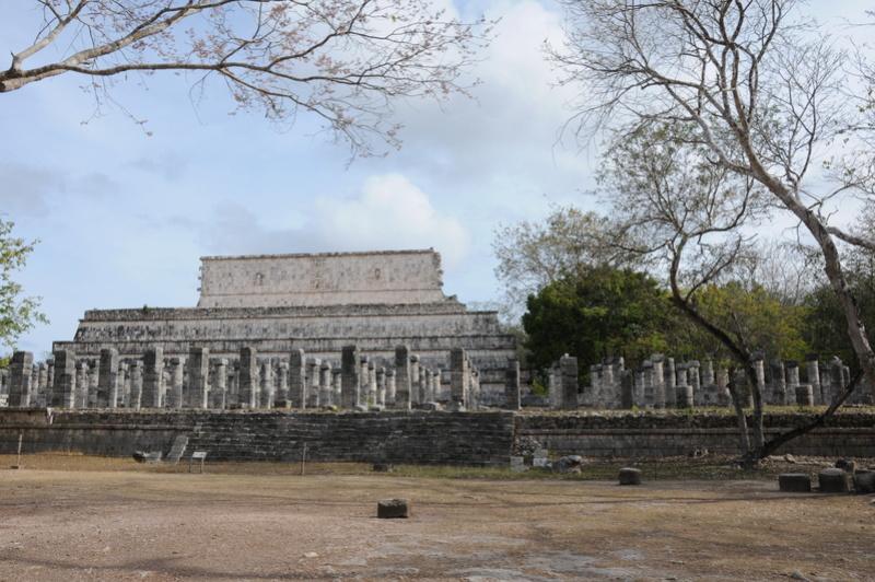 Les sites archéologiques de la péninsule du Yucatan Dsc_9312