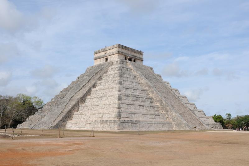 Les sites archéologiques de la péninsule du Yucatan Dsc_9313
