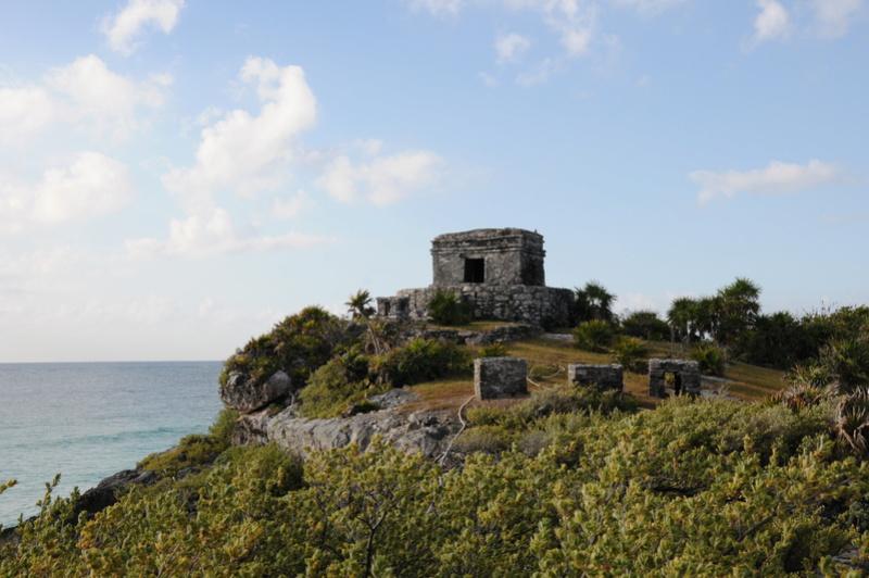 Les sites archéologiques de la péninsule du Yucatan Dsc_9314