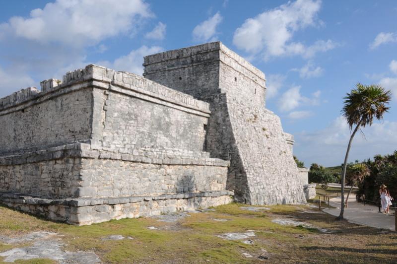 Les sites archéologiques de la péninsule du Yucatan Dsc_9315