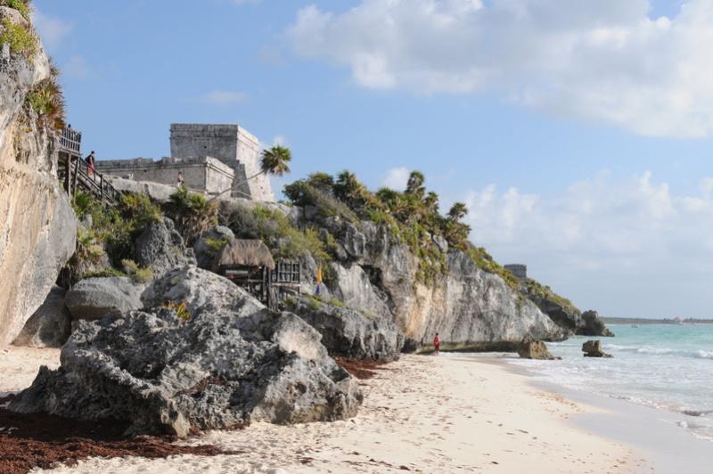 Les sites archéologiques de la péninsule du Yucatan Dsc_9316