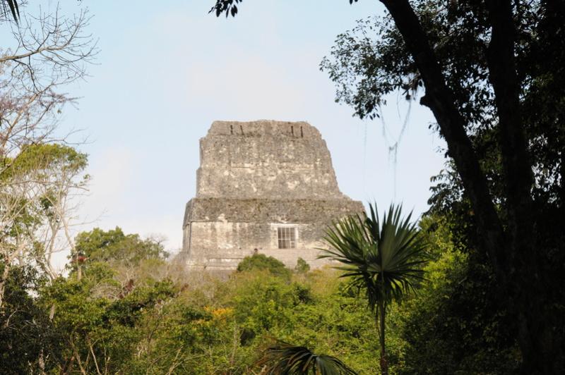 Les sites archéologiques de la péninsule du Yucatan Dsc_9410
