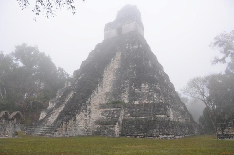 Les sites archéologiques de la péninsule du Yucatan Dsc_9411