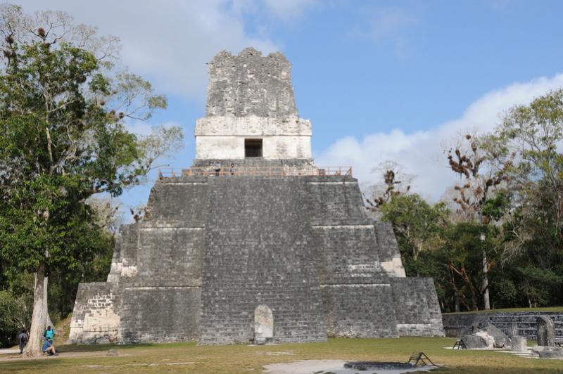 Les sites archéologiques de la péninsule du Yucatan Dsc_9412