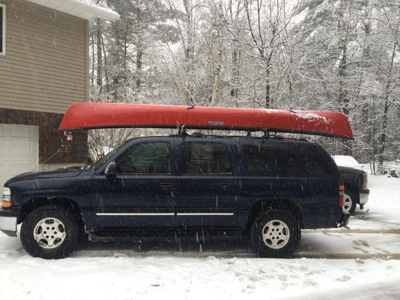 New Ride, New Forum! Canoe10