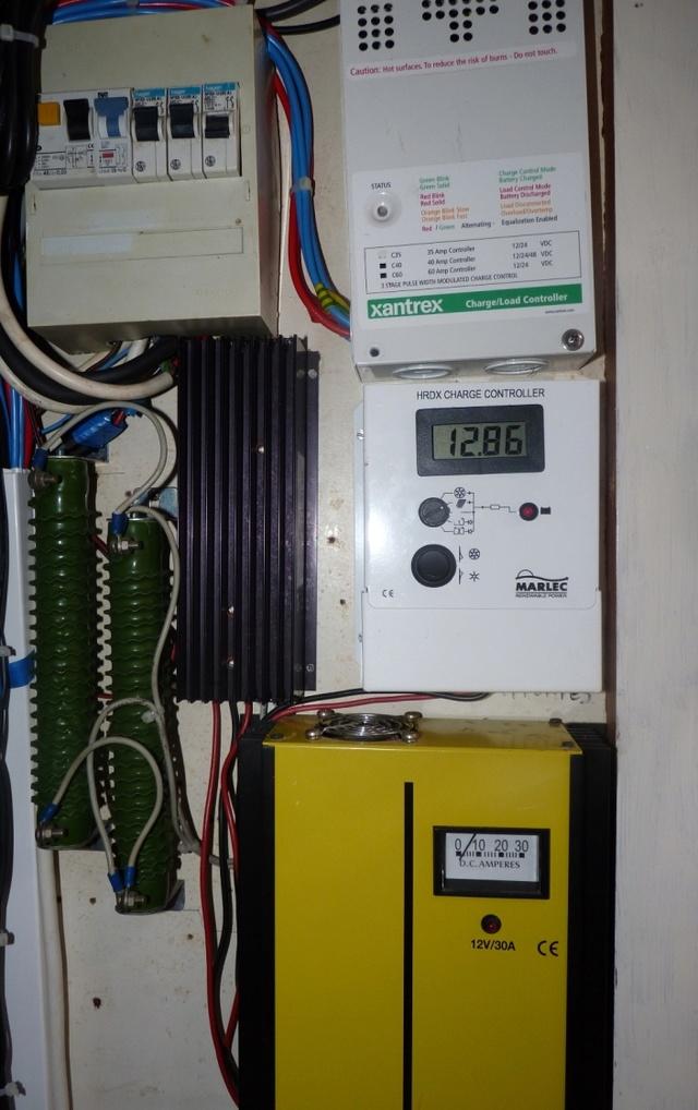 """Passage en mode """"Off-Grid"""" - Déconnecté du réseau électrique Yclips10"""