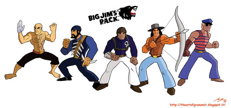 BIG JIM (collezione di spezialagent) - Pagina 2 Big_ji11
