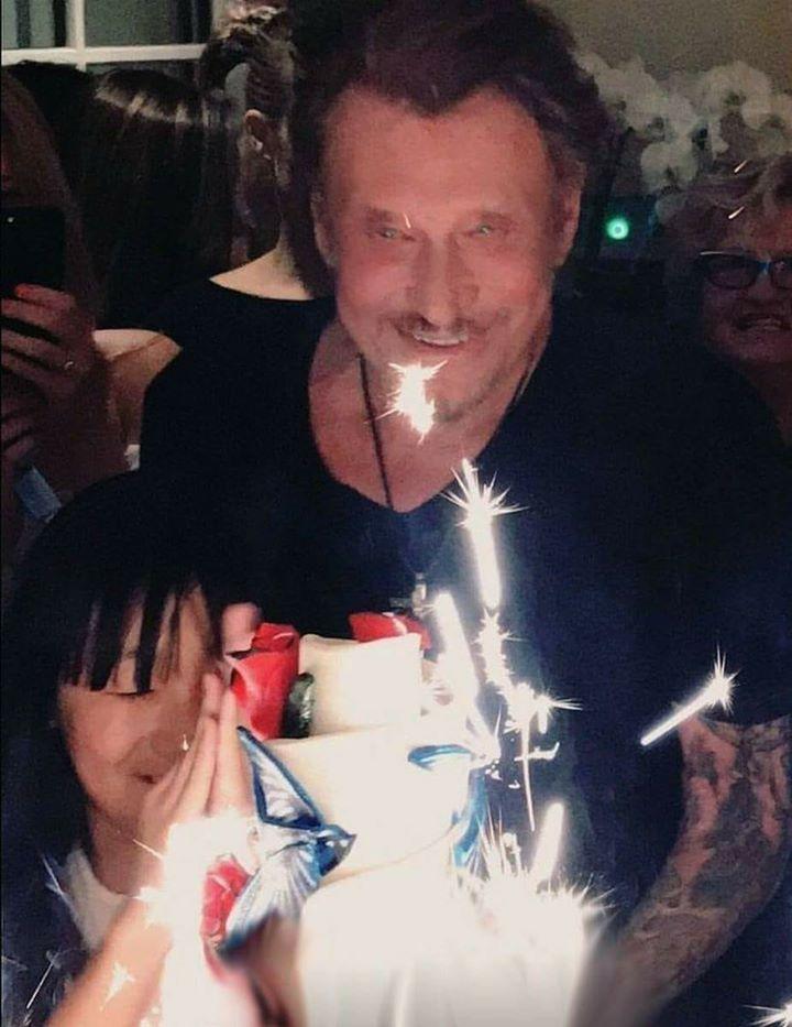 Bon anniversaire Johnny..74 ans.. 19243010