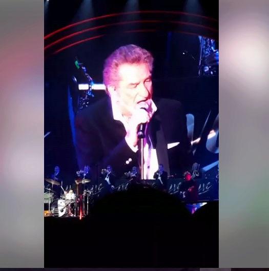 Johnny :17 dates uniques pour assister au show des Vieilles Canailles  Captur71