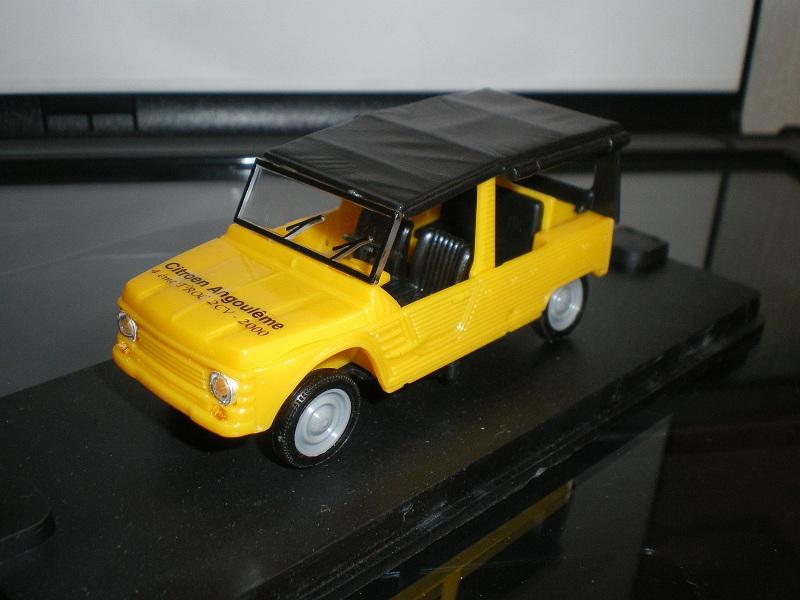 Citroën miniatures, on a fêté la 2CV Imgp0310