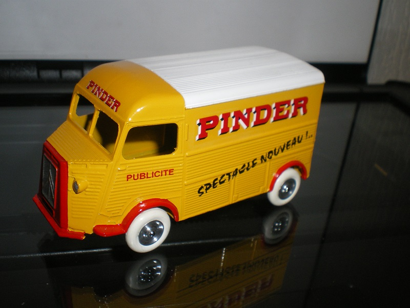 Citroën Les utilitaires miniatures au Cirque Imgp2829