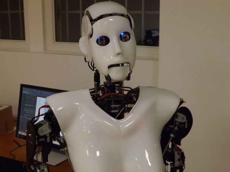 Projet coque robot Aria-r10
