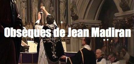 Jean Madiran est mort Messe-10