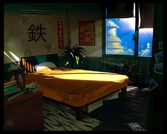 Appartement 304 - Chez Bachi Roronoa Bachi_11