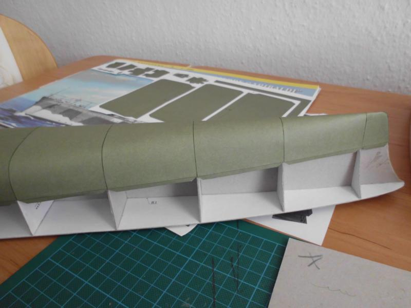Giuseppe Garibaldi Modelik 1:200 gebaut von Herbert Dsci7123