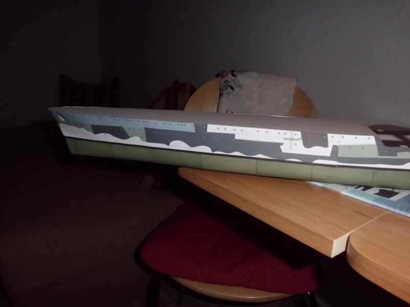 Giuseppe Garibaldi Modelik 1:200 gebaut von Herbert Dsci7129