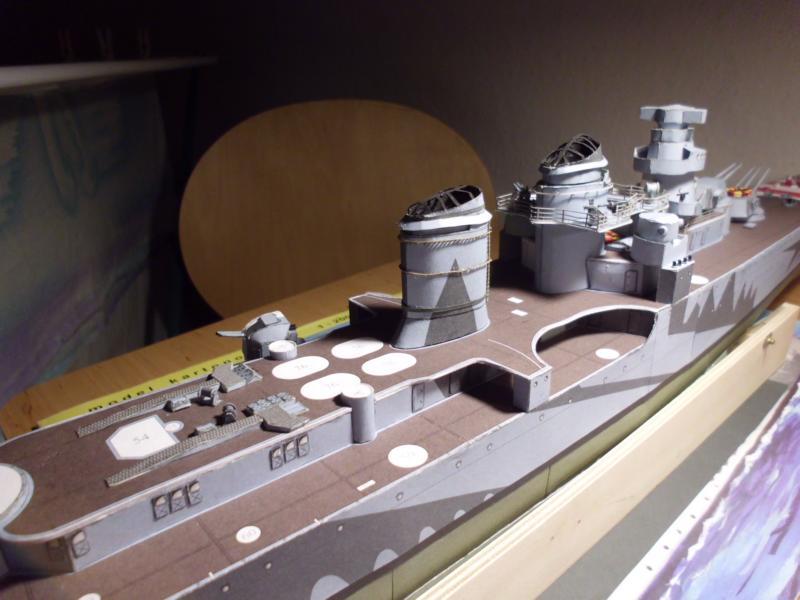 Giuseppe Garibaldi Modelik 1:200 gebaut von Herbert - Seite 2 Dsci7243