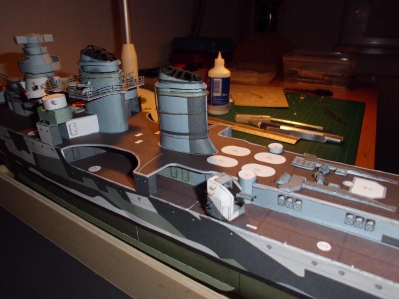 Giuseppe Garibaldi Modelik 1:200 gebaut von Herbert - Seite 2 Dsci7244