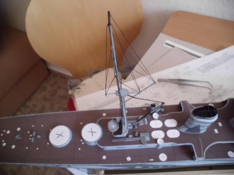 Giuseppe Garibaldi Modelik 1:200 gebaut von Herbert - Seite 2 Dsci7248
