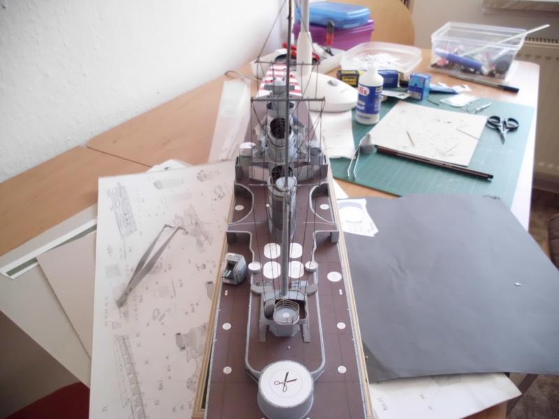 Giuseppe Garibaldi Modelik 1:200 gebaut von Herbert - Seite 2 Dsci7249
