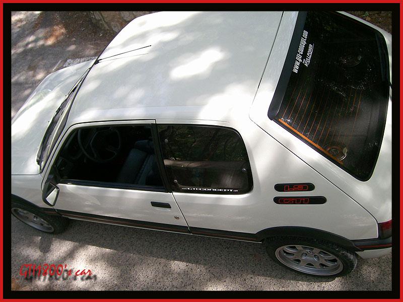 [GTI1800] 205 GTI 1L9 Blanc Meije AM88  - Page 3 100_2610